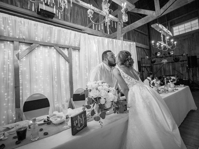 Kevin and Kirsten's Wedding in Burnett, Wisconsin 37