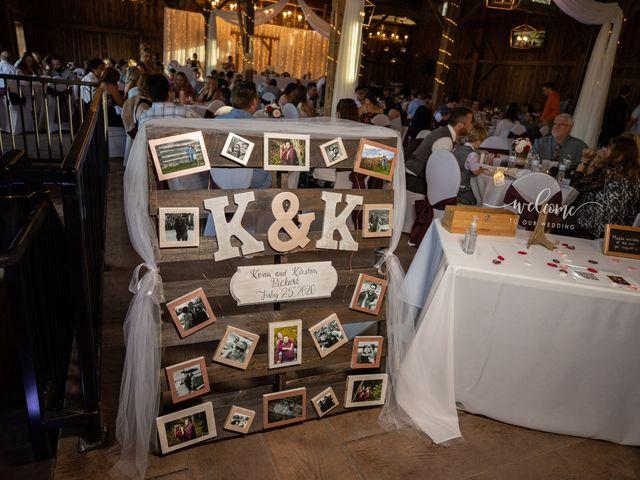 Kevin and Kirsten's Wedding in Burnett, Wisconsin 39