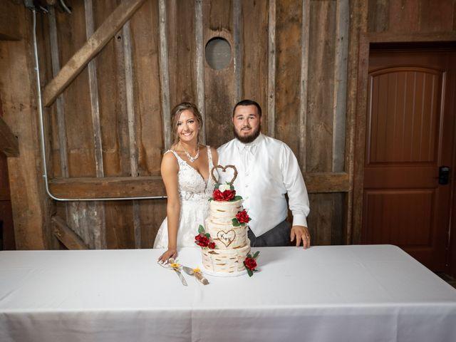Kevin and Kirsten's Wedding in Burnett, Wisconsin 42