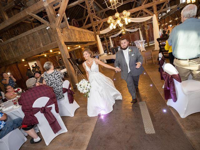 Kevin and Kirsten's Wedding in Burnett, Wisconsin 43