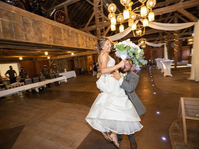 Kevin and Kirsten's Wedding in Burnett, Wisconsin 44