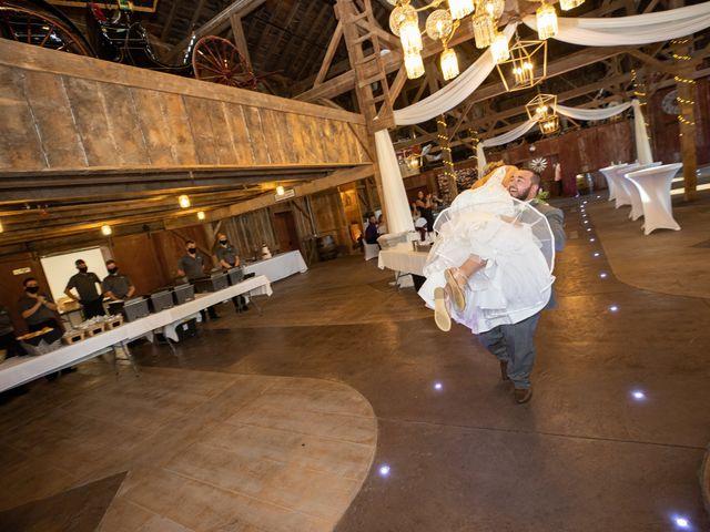 Kevin and Kirsten's Wedding in Burnett, Wisconsin 45