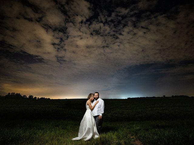 Kevin and Kirsten's Wedding in Burnett, Wisconsin 46