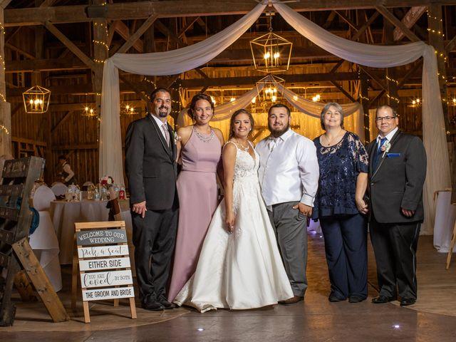 Kevin and Kirsten's Wedding in Burnett, Wisconsin 48