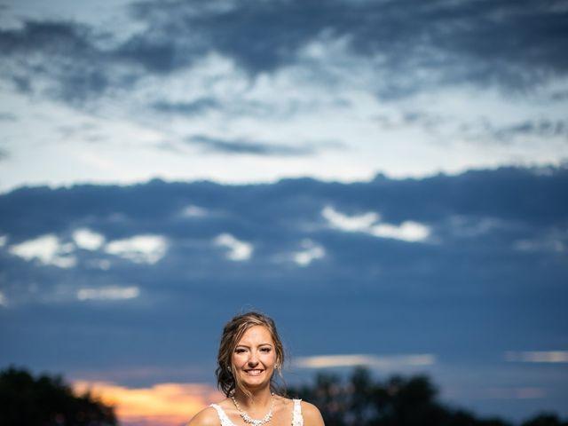 Kevin and Kirsten's Wedding in Burnett, Wisconsin 49