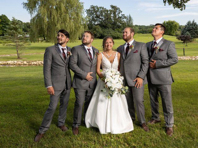 Kevin and Kirsten's Wedding in Burnett, Wisconsin 54