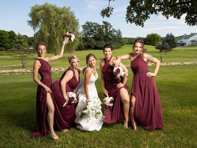 Kevin and Kirsten's Wedding in Burnett, Wisconsin 55