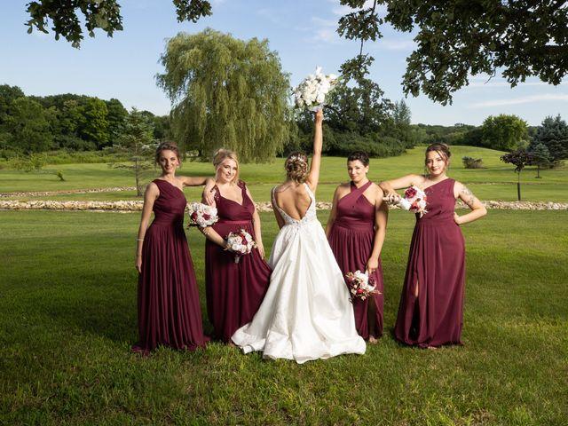 Kevin and Kirsten's Wedding in Burnett, Wisconsin 56