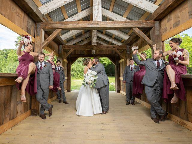 Kevin and Kirsten's Wedding in Burnett, Wisconsin 57