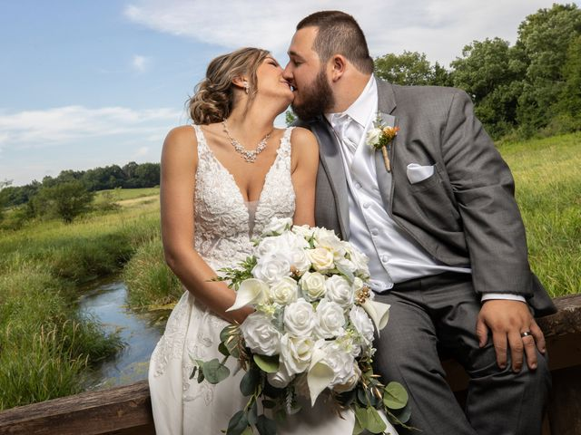 Kevin and Kirsten's Wedding in Burnett, Wisconsin 59
