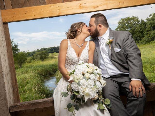 Kevin and Kirsten's Wedding in Burnett, Wisconsin 60