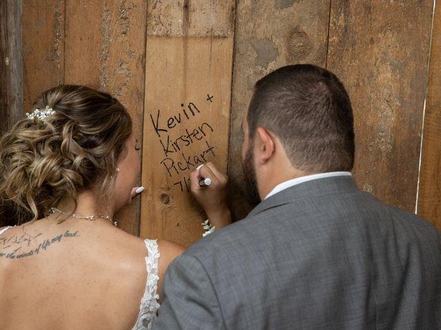 Kevin and Kirsten's Wedding in Burnett, Wisconsin 62