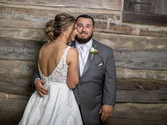 Kevin and Kirsten's Wedding in Burnett, Wisconsin 63