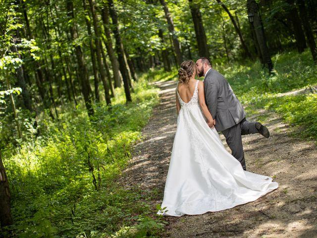 Kevin and Kirsten's Wedding in Burnett, Wisconsin 64