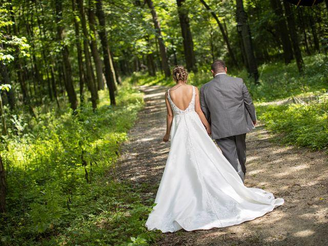 Kevin and Kirsten's Wedding in Burnett, Wisconsin 65