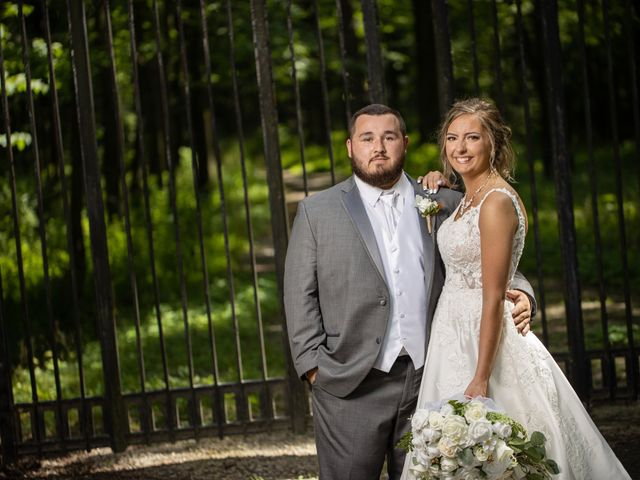 Kevin and Kirsten's Wedding in Burnett, Wisconsin 66
