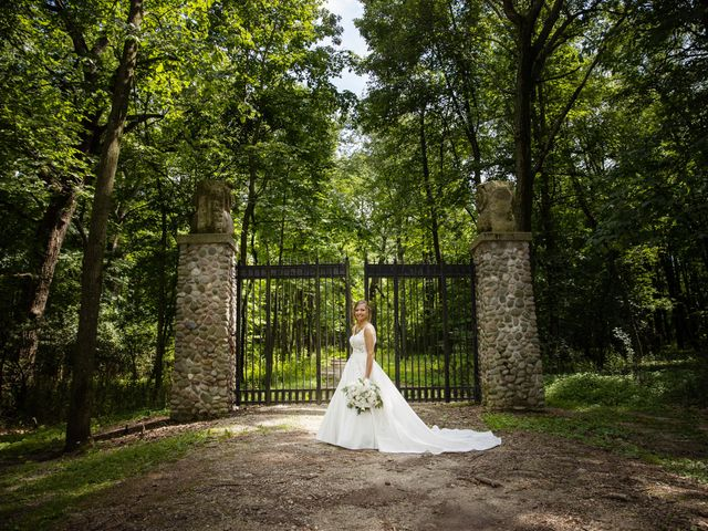Kevin and Kirsten's Wedding in Burnett, Wisconsin 67