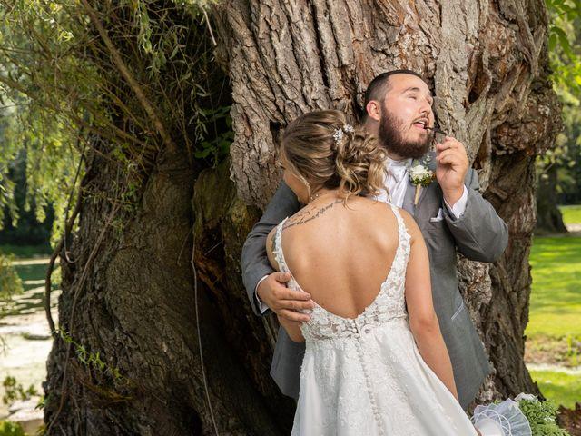 Kevin and Kirsten's Wedding in Burnett, Wisconsin 72