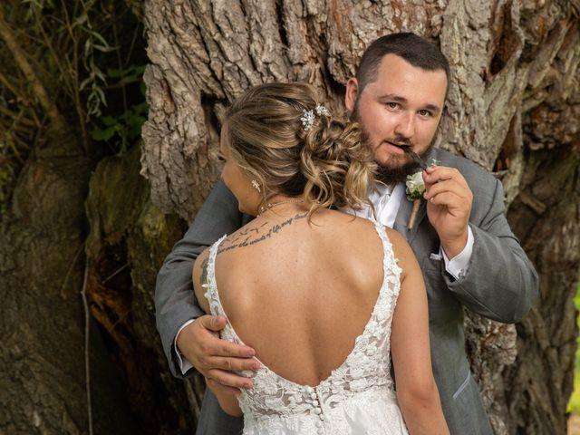 Kevin and Kirsten's Wedding in Burnett, Wisconsin 73