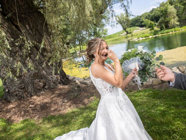 Kevin and Kirsten's Wedding in Burnett, Wisconsin 75