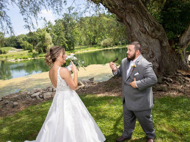 Kevin and Kirsten's Wedding in Burnett, Wisconsin 76