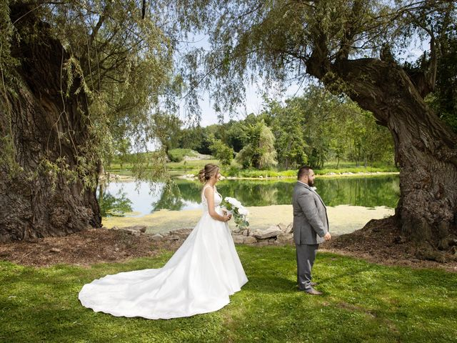 Kevin and Kirsten's Wedding in Burnett, Wisconsin 78