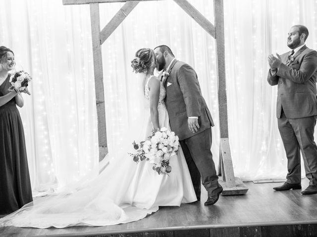 Kevin and Kirsten's Wedding in Burnett, Wisconsin 80