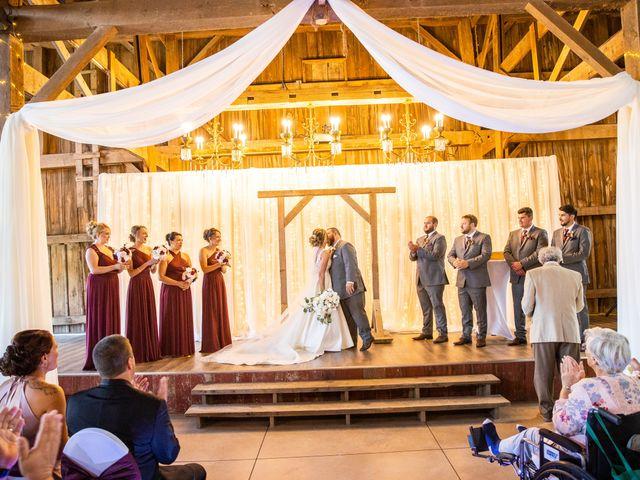 Kevin and Kirsten's Wedding in Burnett, Wisconsin 81
