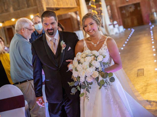 Kevin and Kirsten's Wedding in Burnett, Wisconsin 83