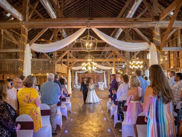 Kevin and Kirsten's Wedding in Burnett, Wisconsin 84