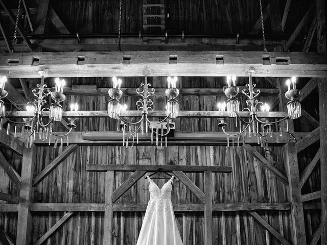 Kevin and Kirsten's Wedding in Burnett, Wisconsin 98