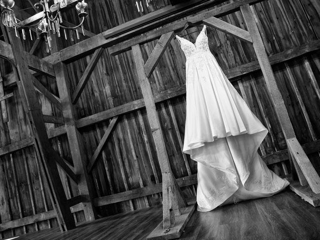 Kevin and Kirsten's Wedding in Burnett, Wisconsin 101