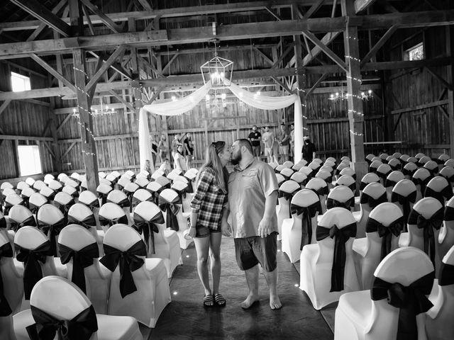 Kevin and Kirsten's Wedding in Burnett, Wisconsin 103