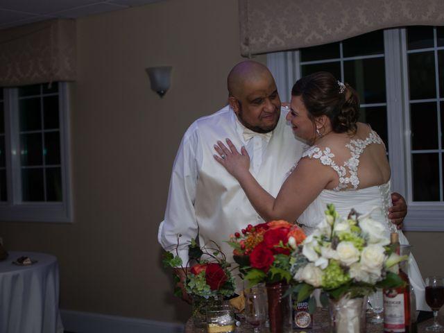 Thomas and Anna's Wedding in Assonet, Massachusetts 8