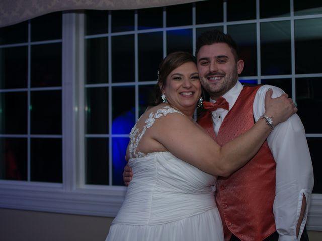 Thomas and Anna's Wedding in Assonet, Massachusetts 9
