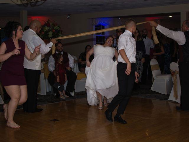 Thomas and Anna's Wedding in Assonet, Massachusetts 15