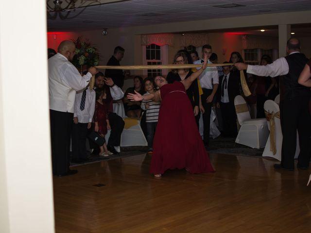 Thomas and Anna's Wedding in Assonet, Massachusetts 16