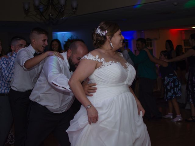 Thomas and Anna's Wedding in Assonet, Massachusetts 21
