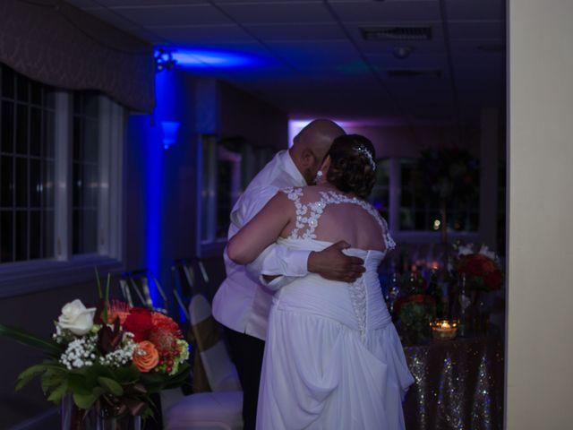 Thomas and Anna's Wedding in Assonet, Massachusetts 90