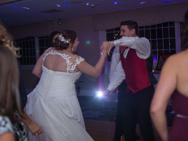 Thomas and Anna's Wedding in Assonet, Massachusetts 96