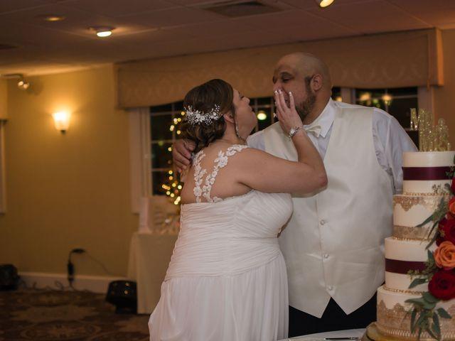 Thomas and Anna's Wedding in Assonet, Massachusetts 106