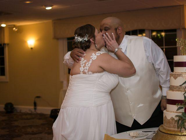 Thomas and Anna's Wedding in Assonet, Massachusetts 107