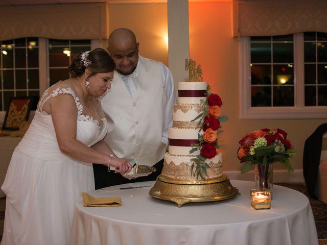 Thomas and Anna's Wedding in Assonet, Massachusetts 108