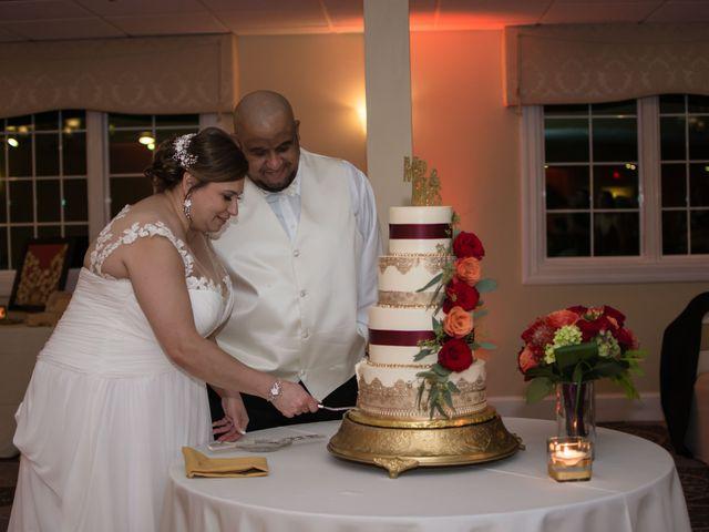 Thomas and Anna's Wedding in Assonet, Massachusetts 109