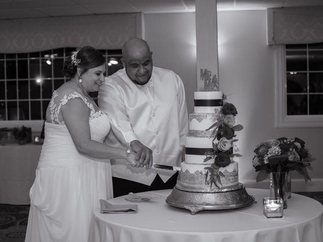 Thomas and Anna's Wedding in Assonet, Massachusetts 110