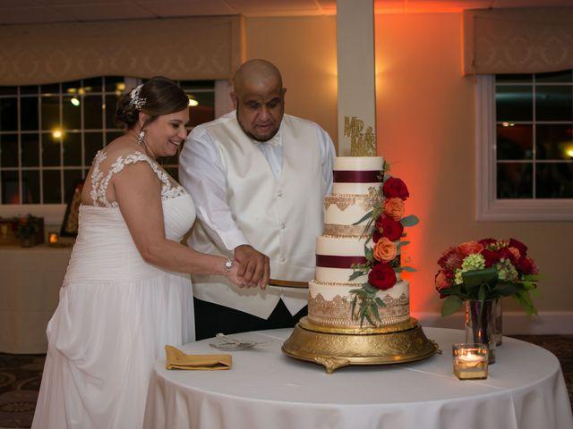 Thomas and Anna's Wedding in Assonet, Massachusetts 111