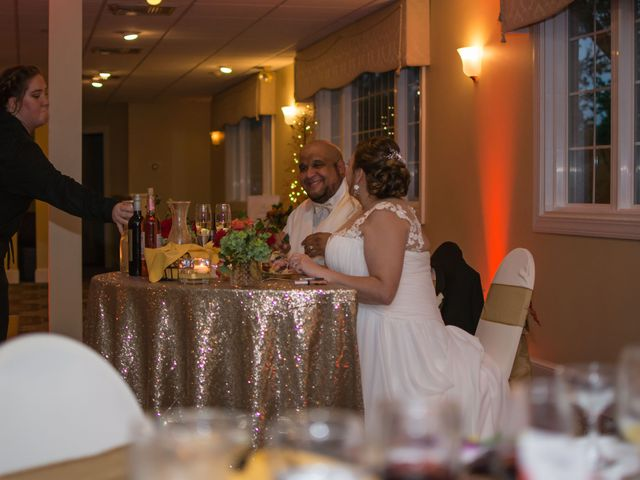 Thomas and Anna's Wedding in Assonet, Massachusetts 113