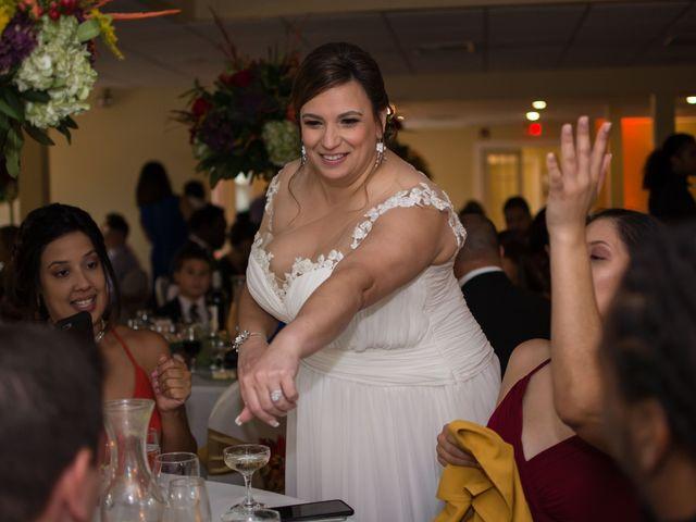 Thomas and Anna's Wedding in Assonet, Massachusetts 121