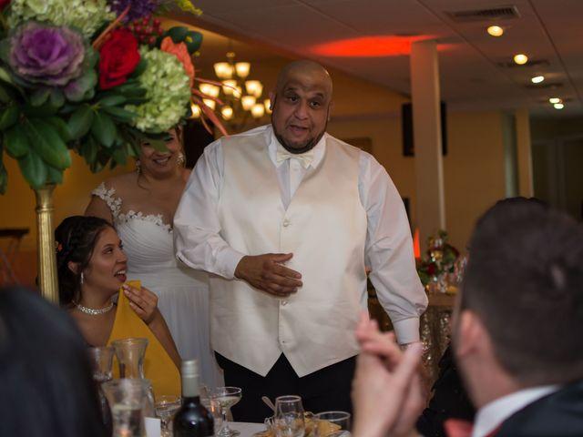 Thomas and Anna's Wedding in Assonet, Massachusetts 123