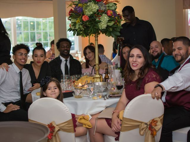 Thomas and Anna's Wedding in Assonet, Massachusetts 130